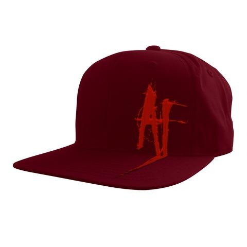 √AF Dark Red - Anders Friden Edition von In Flames - Cap jetzt im Clayman Ltd Shop