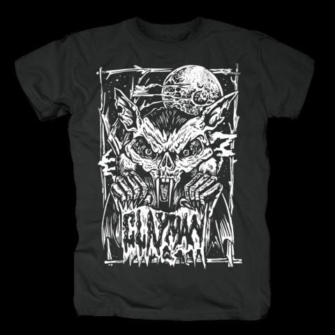 √Nocturnal von Clayman Limited - T-Shirt jetzt im Clayman Ltd Shop
