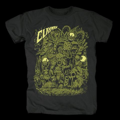 √Ghouls von Clayman Limited - T-Shirt jetzt im Clayman Ltd Shop