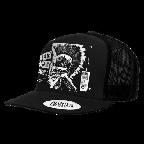 √No Future von Clayman Limited - Mesh Cap jetzt im Clayman Ltd Shop