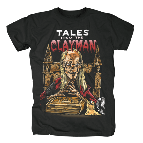 √Tales From The Clayman von Clayman Limited - T-Shirt jetzt im Clayman Ltd Shop