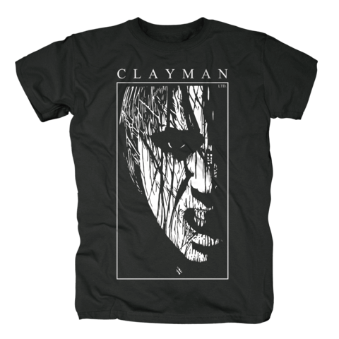 √Dark Face von Clayman Limited - T-Shirt jetzt im Clayman Ltd Shop