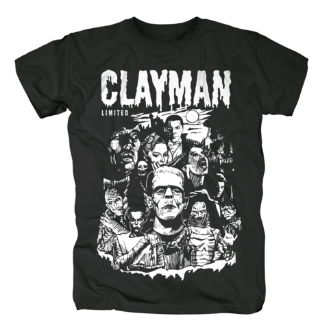 √Mutants and Monsters von Clayman Limited - T-Shirt jetzt im Clayman Ltd Shop