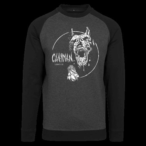 √Take This Life - Raglan Crewneck von Clayman Limited - Crewneck Sweater 2-Tone jetzt im Clayman Ltd Shop
