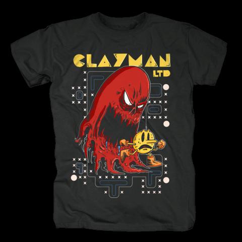 √Eat You Alive von Clayman Limited - T-Shirt jetzt im Clayman Ltd Shop