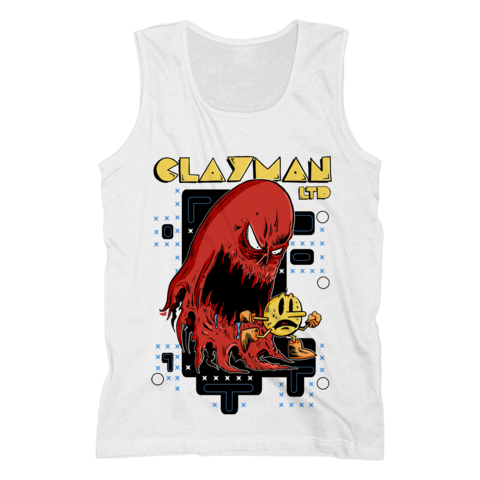 √Eat You Alive von Clayman Limited - Men's Tank Top jetzt im Clayman Ltd Shop