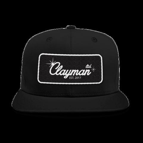 √Clayman Logo von Clayman Limited - Cap jetzt im Clayman Ltd Shop