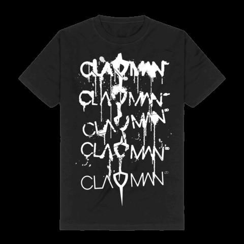 √Distressed Logo von Clayman Limited - T-Shirt jetzt im Clayman Ltd Shop