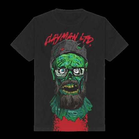 √Zombie von Clayman Limited - T-Shirt jetzt im Clayman Ltd Shop