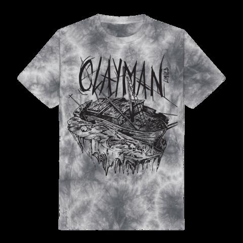 √Shipwrecked von Clayman Limited - T-Shirt jetzt im Clayman Ltd Shop
